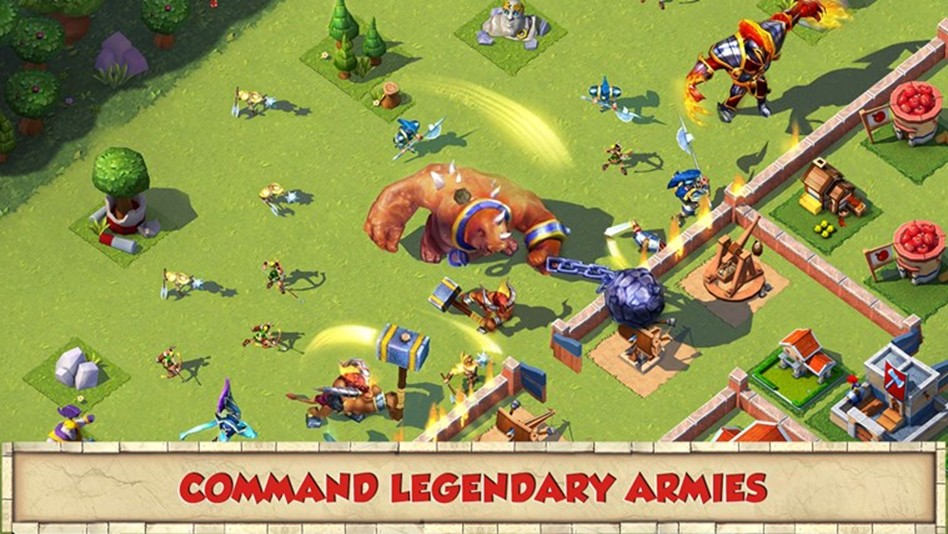 Gameloft Updates Total Conquest with Xbox Live Support & More for ...