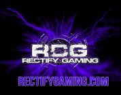 Welcome to the all new Rectify Gaming!