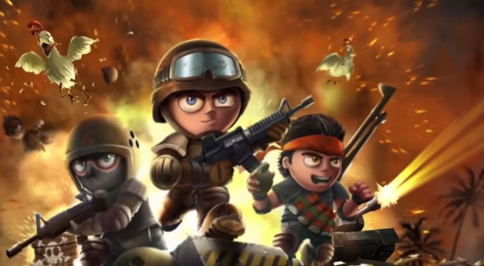 Tiny Troopers on Windows Phone Passes 1 Million Downloads in 5 Weeks