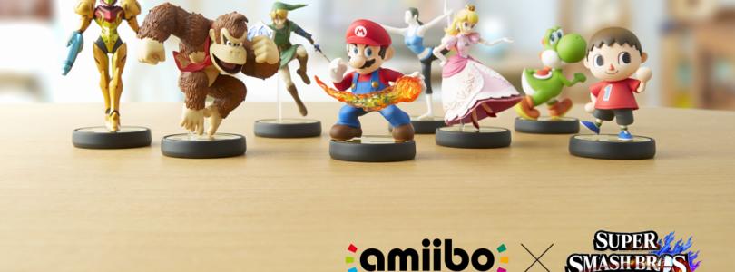 Amiibos Selling. Nintendo Rising.