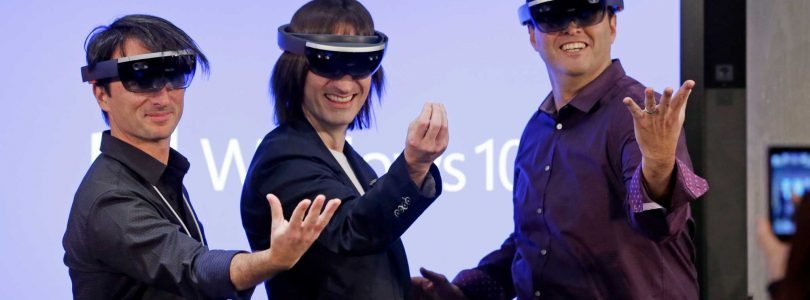 Transform Your World With Holograms – Microsoft Announces Microsoft HoloLens and Windows Holographic