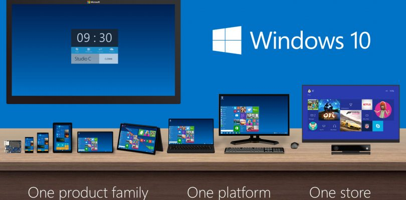 Microsoft Discusses More About The Windows 10 Universal Developer Story