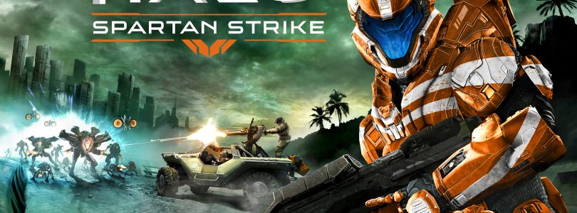 Halo: Spartan Strike Launched!