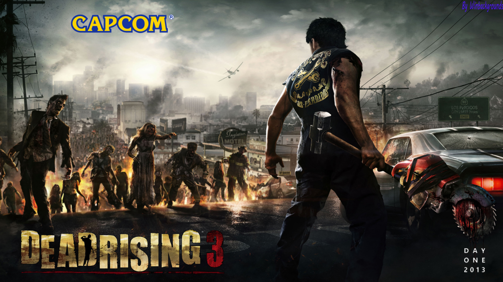 Dead Rising 3 Day One 2013