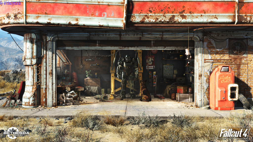 Fallout 4 Xbox One Wallpaper