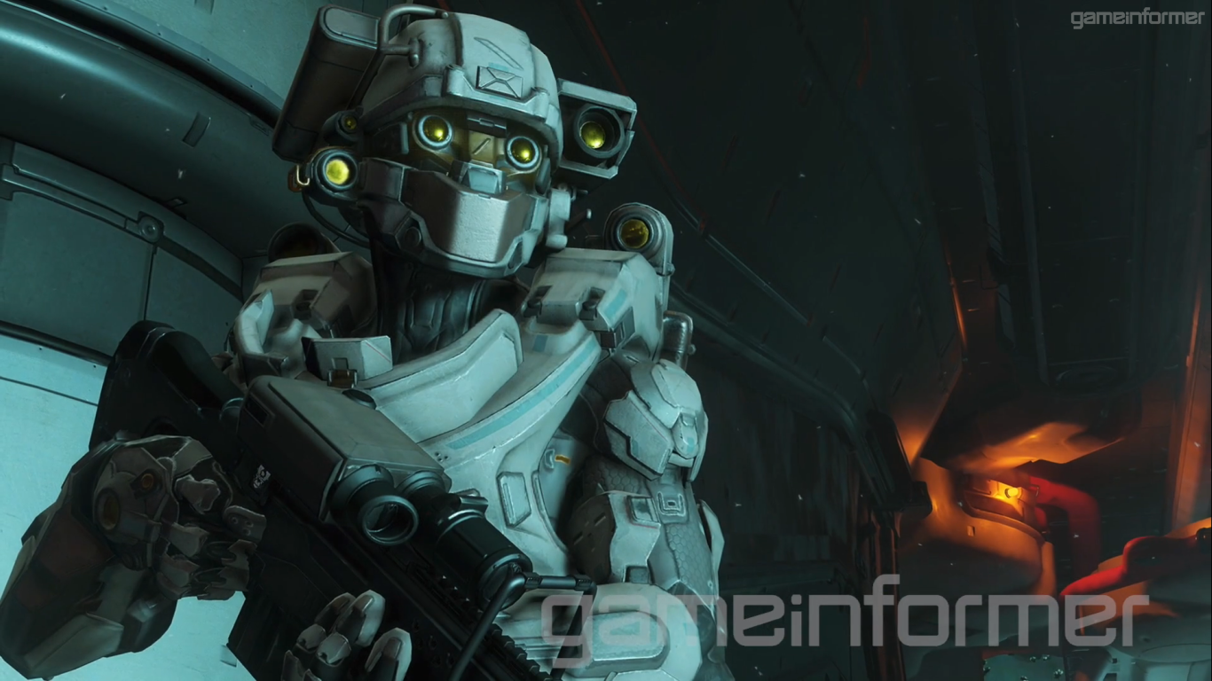 New Halo 5 Campaign Screenshots Rectify Gamingrectify Gaming