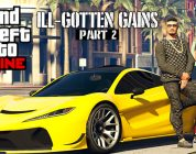 Grand Theft Auto Online- ILL-GOTTEN GAINS Update: Part Two Coming Next Week‏!