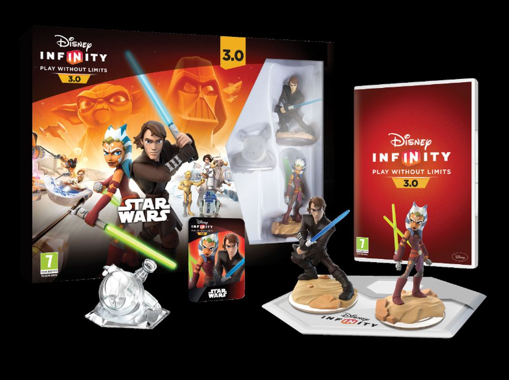 infinity 3 0. Disney Infinity 3.0 Release Date, Pre-order Bonuses And Contents Announced 3 0