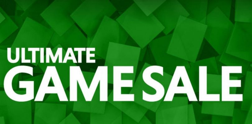 Xbox Ultimate Game Sale Launches
