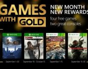 Here are your September Games with Gold