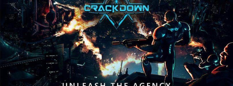 Crackdown 3 teaser site revealed