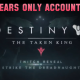 Ears Only Account: Bungie TTK Twitch Reveal Strike The Dreadnaught
