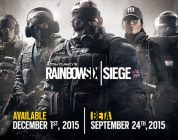 Rainbow Six Siege delayed two months
