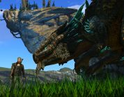 Huge Scalebound news out of PAX features flyable dragon battles, 4 player co-op and more