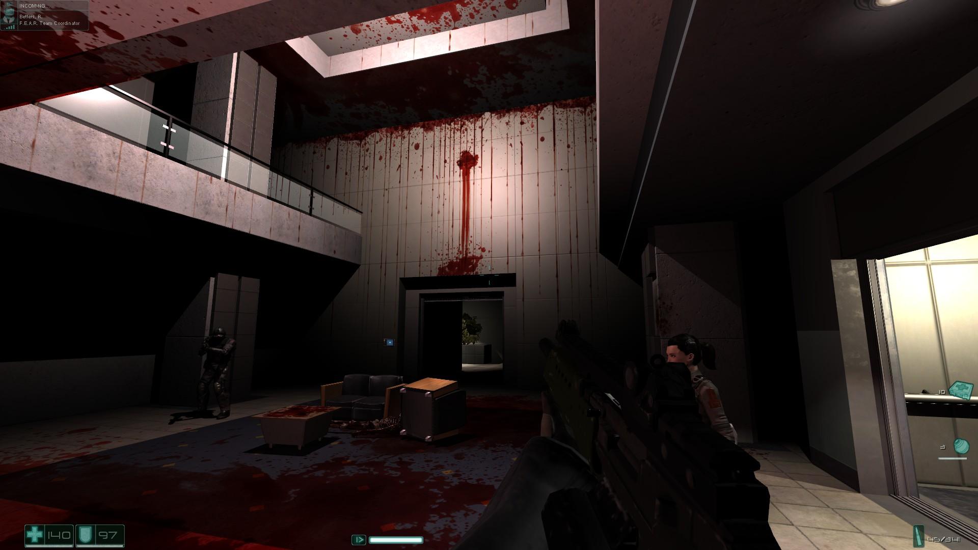 FEAR - Blood