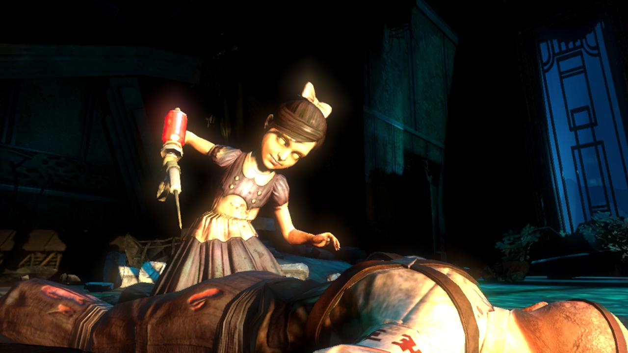 Bioshock2_17-Litlle_Sis_Survivor_Corpse