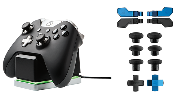 First Xbox One Elite Controller Accessories Announced