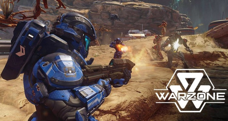 Halo 5: Guardians Launch Day Multiplayer Playlist — Rectify
