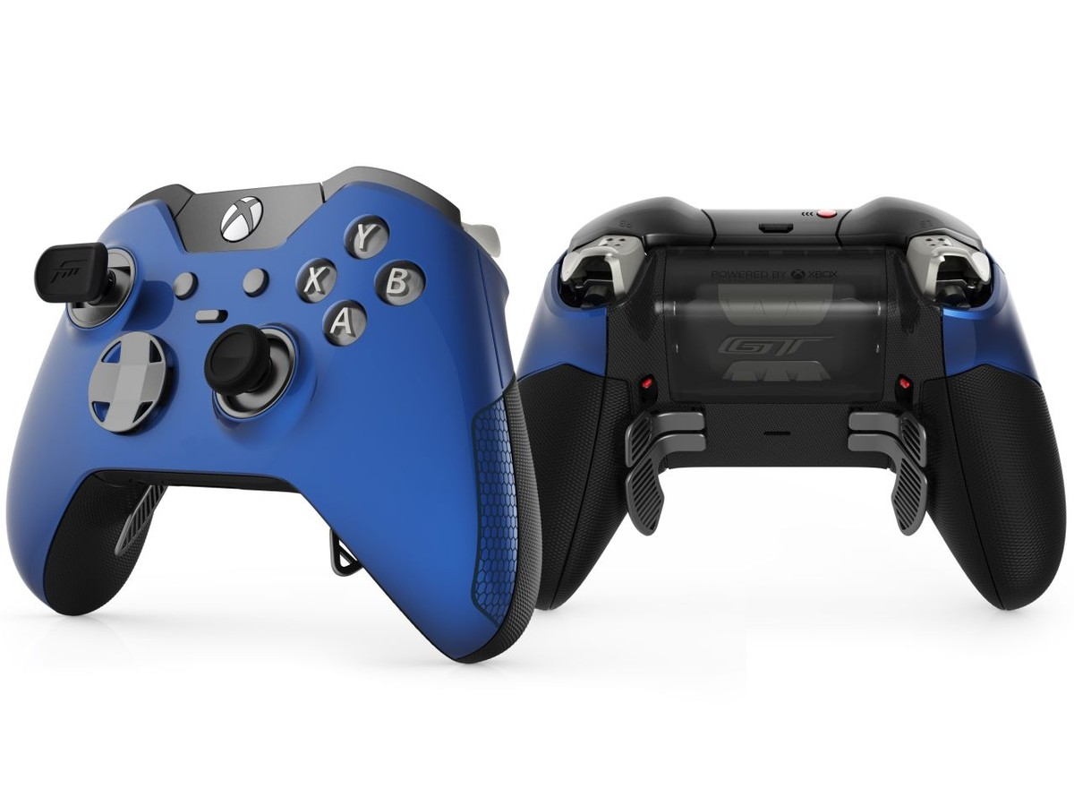 Xbox Elite Wireless Controller is a one-off design exercise from the ...