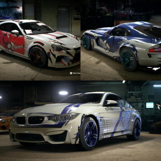 iDraenen Modified Cars