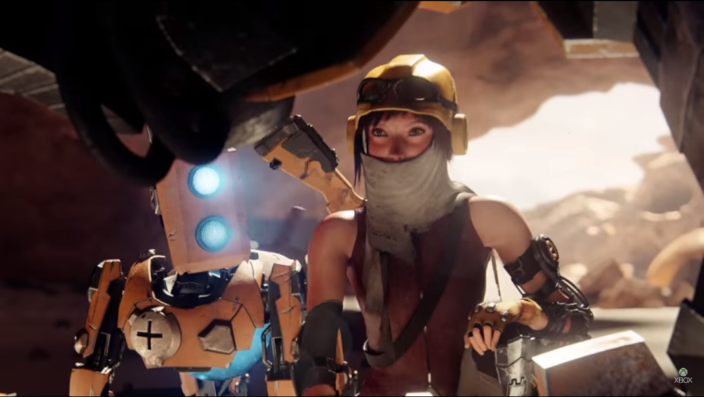 EXCLUSIVE: Microsoft Studios hard at work to deliver the best experience for Scorpio, starting with 4K ReCore