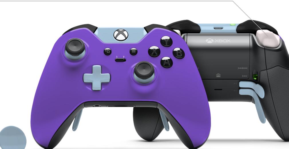Colorware Now Offering Custom Xbox One Elite Controllers
