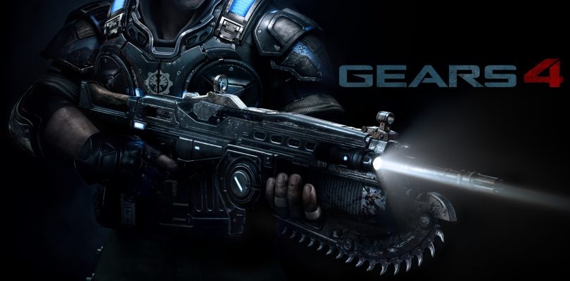 "Gears of War 4 is making ""Stunning Progress"""