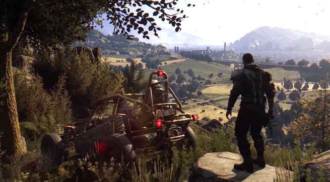 Dying Light: The Following Enhanced Edition Is now avaliable on the Xbox One