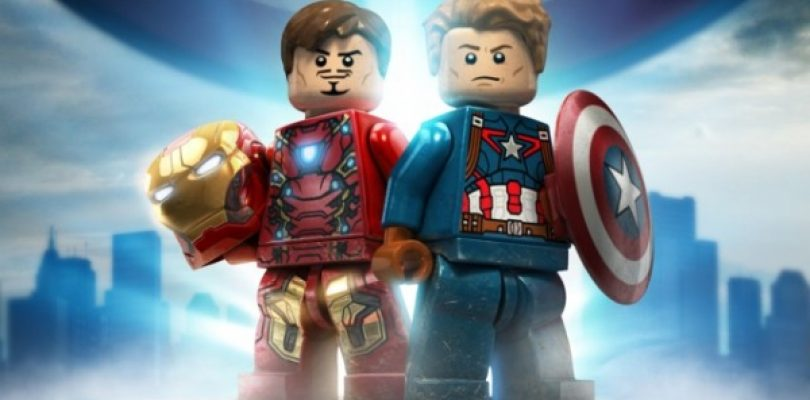 LEGO Marvel Avengers gets free Captain America pack today on PlayStation.