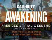 Black Ops 3's Awakening DLC will be free this weekend on PS4.