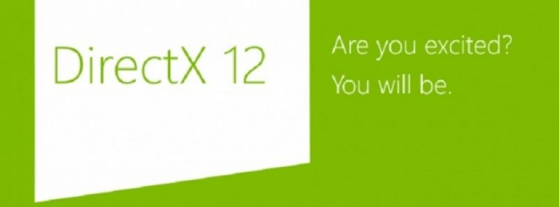 DirectX12 looks awesome in new promotional trailer
