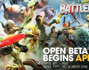Battleborn's Open Beta begins April 13th for Xbox One, PS4, and PC.