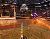 Latest Rocket League tease shows us a basketball themed arena.