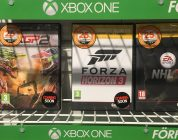 Forza Horizon 3 cover spotted at a Gamestop.