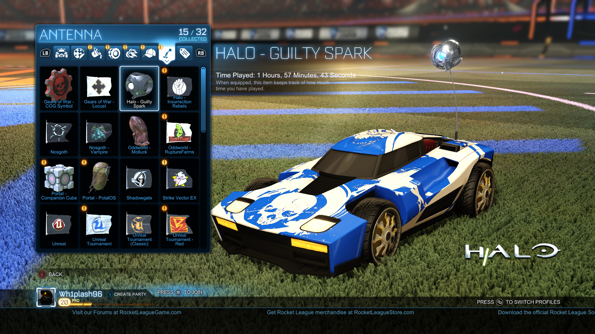 rocket league on xbox one review rectify gaming. Black Bedroom Furniture Sets. Home Design Ideas