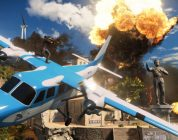 Just Cause 3 Sky Fortress releases March 15th, March 8th for pass owners
