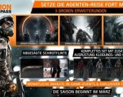 The Division's 3rd expansion looks to take place at the Statue of Liberty