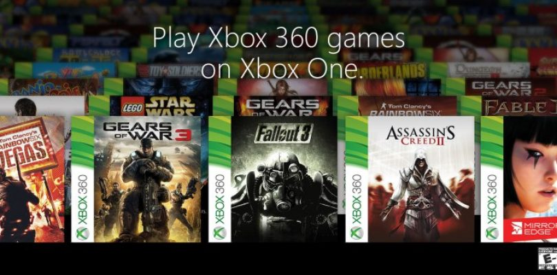 Assassin's Creed, Dark Void and GRID 2 now available on Xbox One BC.