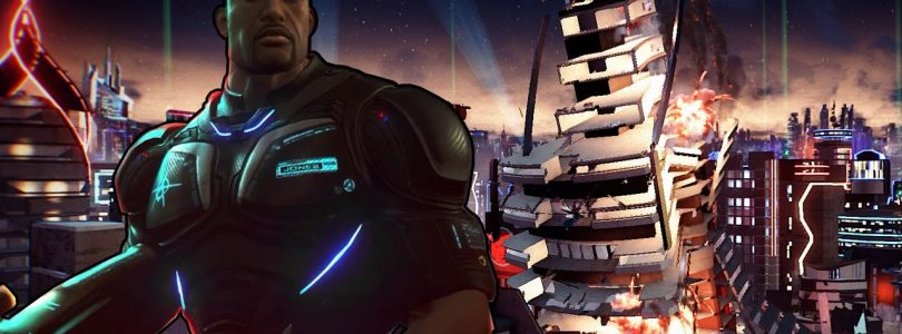 Check out new Crackdown 3 images!