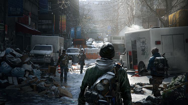 The Division giving out loads of Phoenix Credits as compensation for bugs