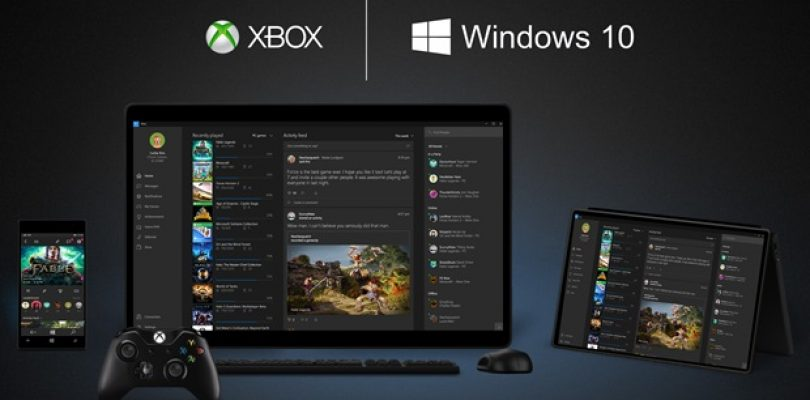 Windows 10 apps coming to Xbox One this Summer.