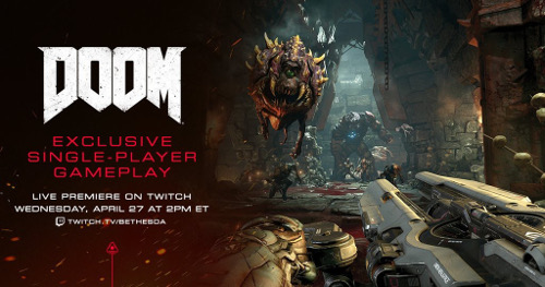 DOOM Campaign Preview LIVE Stream