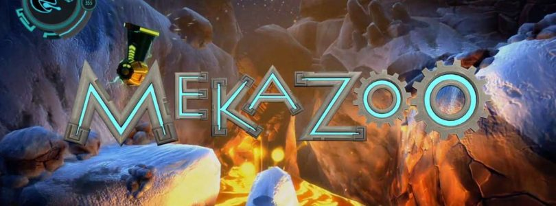 PAX East 2016: Interview with developer of Mekazoo.