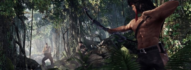 Rambo the Video Game is getting free, new DLC tomorrow on PS3 and Steam