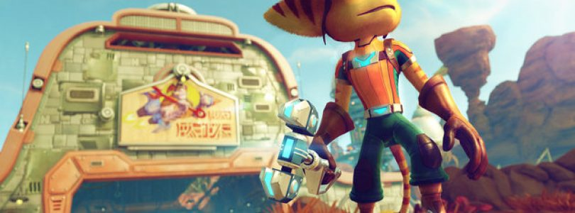 UK charts: Ratchet and Clank is on top!