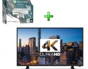 New Xbox One bundle deals come with 4K Television.