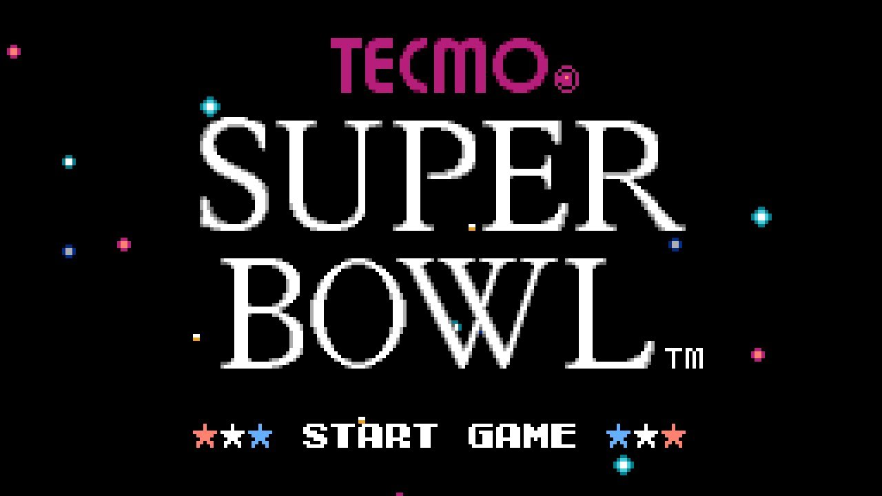 Retro Review: Tecmo Super Bowl