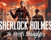 Sherlock Holmes: The Devil's Daughter releases June 10th