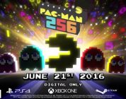 PAC-MAN 256 is coming to PC, Xbox One, and PS4 on June 21st.