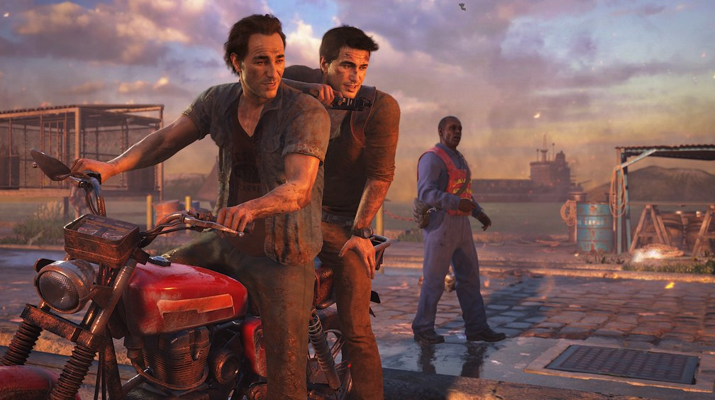 Uncharted 4 photo 2